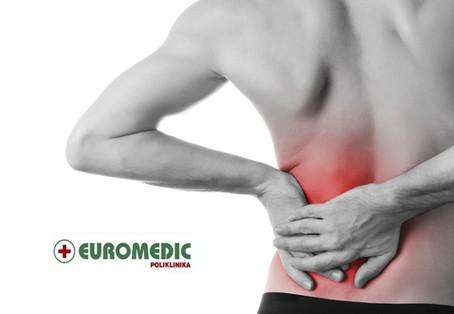 Samo 770 din za pregled fizijatra i 2 fizikalne terapije u poliklinici Euromedik na 3 lokacije u gradu!
