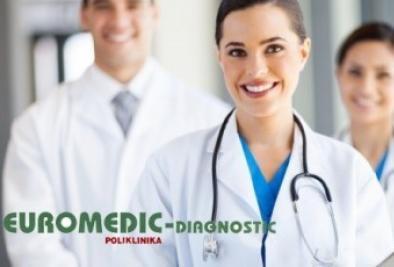 Samo 2900 din sistematski pregled u EUROMEDIKU (laboratorija, pregled, EKG, ultrazvuk abdomena i male karlice, spirometrija!
