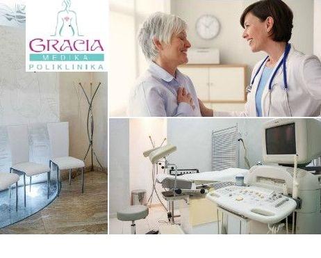 Samo 1.190 din za TRI ultrazvučna pregleda: štitaste žlezde, abdomena i male karlice ili prostate u Gracia medici u centru grada